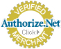 Verified Merchant Authrize.net