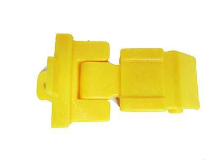 Jeep Hood Latch (Yellow)