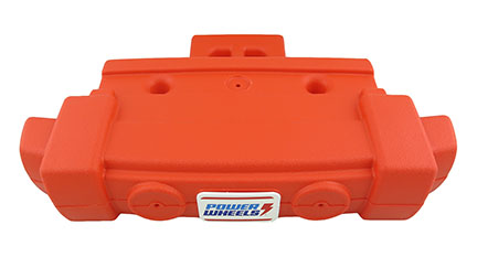 Jeep Bumper (Orange)