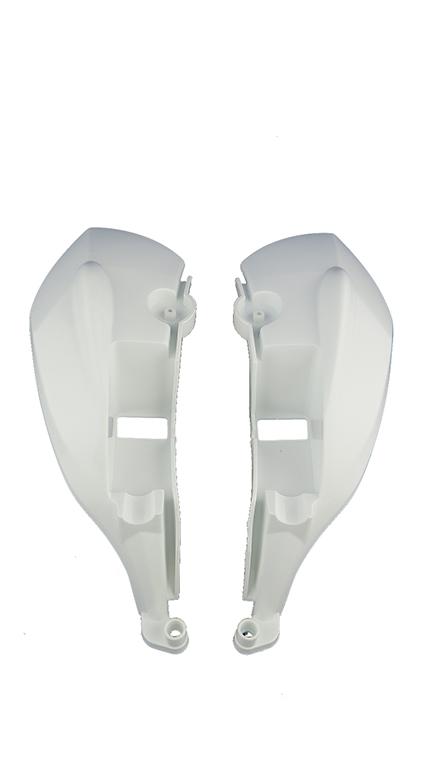 Dune Racer Fender Set (Rear)(White)
