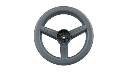 Jeep Steering Wheel (Black)
