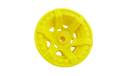 Dune Racer Outer Rear Rim (Yellow)